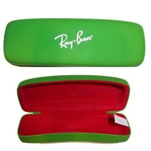 ❤ 4 for $25 ❤ #464 RAY-BAN Glasses Case Raybans